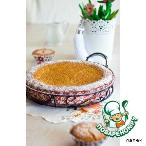 Рецепт Баскский пирог