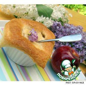 """Рецепт Десерт """"Ванильные яблочки"""""""