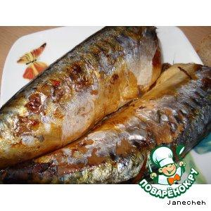 Рецепт Копченая рыба в домашних условиях + бонус - рецепт копченой куриной грудки
