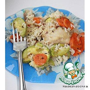 Рецепт Рис с курицей по-египетски