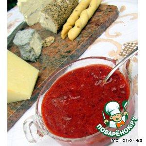 Рецепт Чатни из клубники