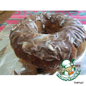 Рецепт Вишнево-медовый кекс