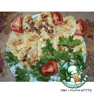 Рецепт Рубленые куриные котлеты в духовке