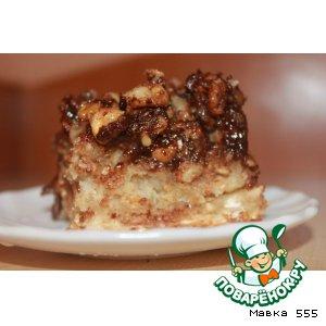 Рецепт Овсяные пирожные