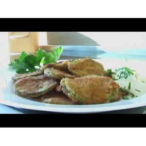 Рецепт Кабачки в сухарях