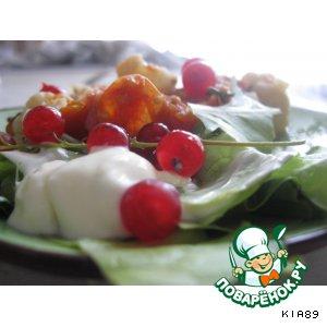 Рецепт Цветная капуста по-итальянски