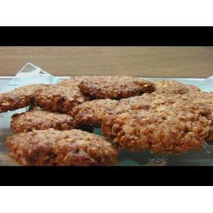 Рецепт Печенье овсяное с арахисом