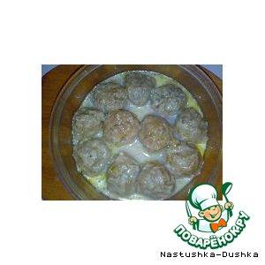 Рецепт Мини-тефтели из капусты