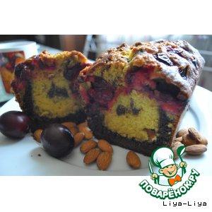 Рецепт Сливовый кекс