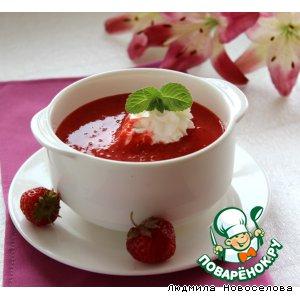 : Сладкие супы