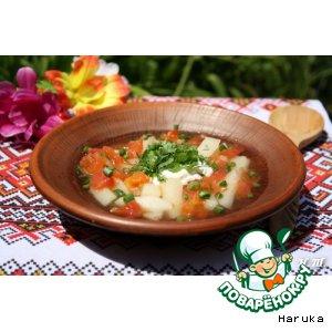 Рецепт Польский летний суп