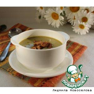 Рецепт Щавелевый суп-пюре
