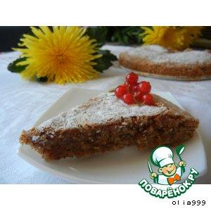 Рецепт Галисийский пирог или Tarta de Santiago