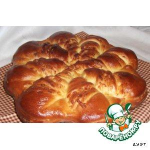 Рецепт Кукурузный хлеб с сыром