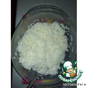 Рецепт Рис для суси и роллов