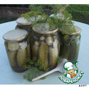 Маринование огурцов в аэрогриле вкусный пошаговый рецепт приготовления с фото готовим