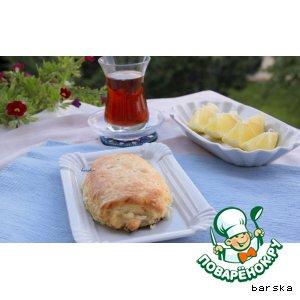 Рецепт Выпечка с брынзой по-турецки