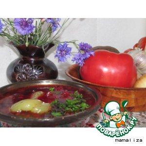 Рецепт Шпундра (украинский суп)