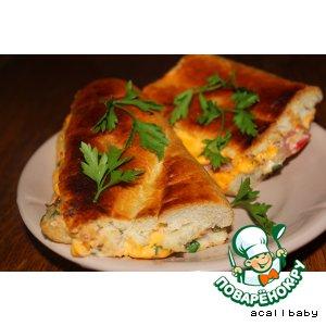 Рецепт Панини - итальянский сэндвич