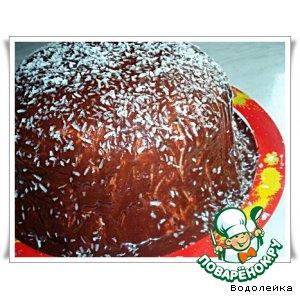Рецепт Творожно-йогуртовый торт