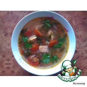 Салат из осьминогов в рассоле рецепт