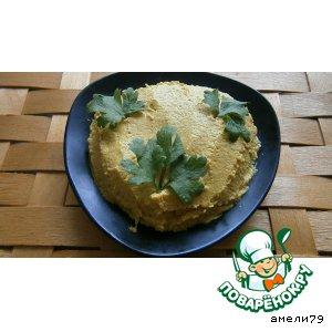Рецепт Мхали из капусты