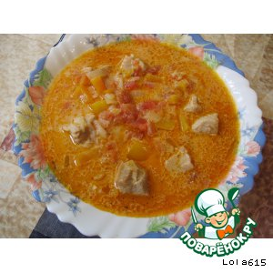 Рецепт Греческий суп