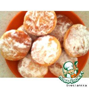 Рецепт Бабушкино печенье