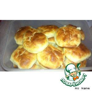 Рецепт Сырники из духовки