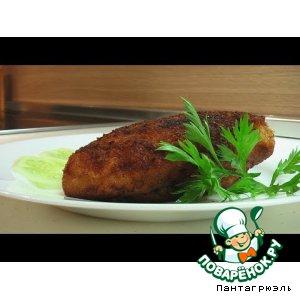 Как приготовить вкусный рецепт приготовления с фото Филе куриное фаршированное