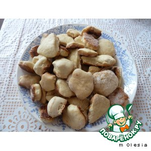 Рецепт Печенье на кефире