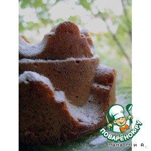 Рецепт Дрожжевой кекс «Алиса»