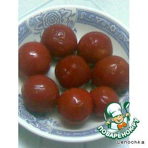Рецепт Соленые помидоры