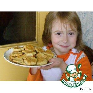 Печенье сырное рецепт с фото
