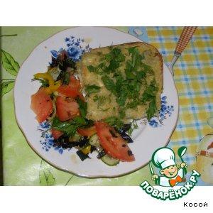 Запеканка рыбная домашний рецепт с фото пошагово как приготовить
