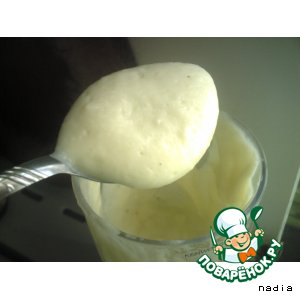 Рецепт Cоус из картофеля