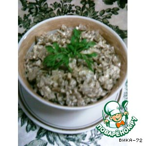 Рецепт Баклажаны со вкусом грибов
