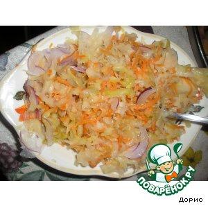 Рецепт Квашеная капустка