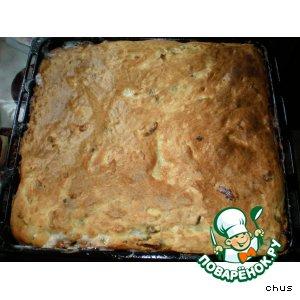 Рецепт Нежнейший пирог с капустой