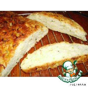 Рецепт Хлеб с кабачками