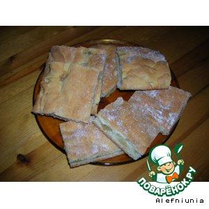 Рецепт Мамин яблочный пирог