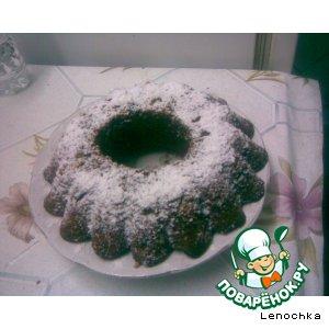 Рецепт Домашний кекс