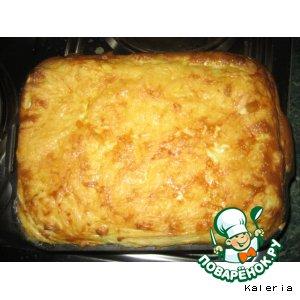 Как готовить Картофельная запеканка с фаршем рецепт с фото
