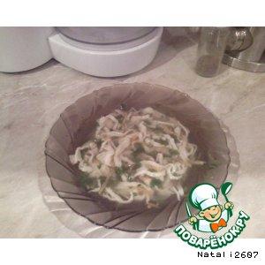 Лапша по-домашнему простой пошаговый рецепт с фото