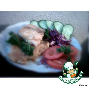 Рецепт Рыбный день