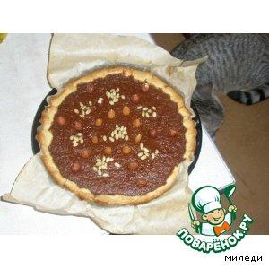 Рецепт Тыквенный пирог с корицей