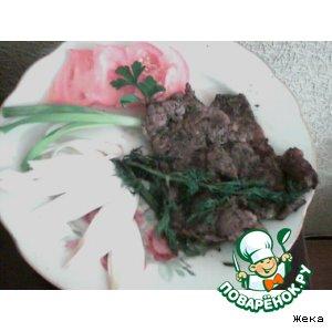 Рецепт Отбивные из баранины
