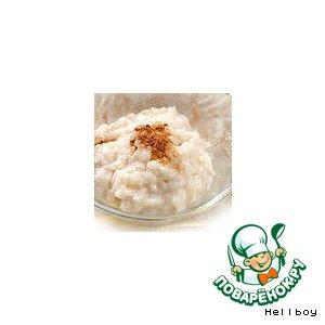 Рецепт Arroz con leche - Рис с молоком