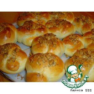 Рецепт Английские булочки от Салли Лунн