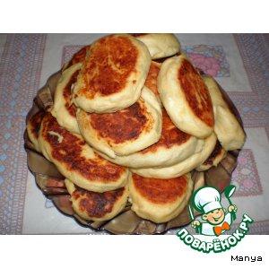 Рецепт Сырники из картофеля и творога